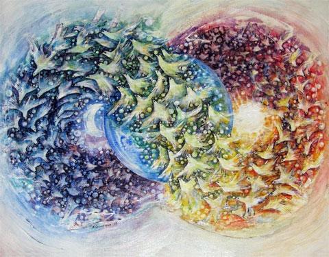 Limitless…  Infinity-natalia-koreshkova