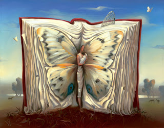 book_of_books de Vladimir Kush