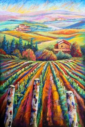 Tuscany W flat sm